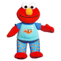 Playskool Sesame Street Lullaby Y Good Night Elmo