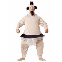 Disfraz De Peleador De Sumo 00981