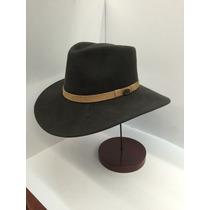 Sombrero Australiano Fieltro Lana Bigalli