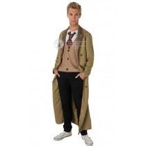 El Doctor Who Disfraces - Adultos Hombres 38 -42 10th Casta