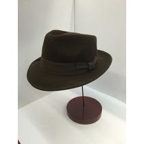 Sombrero Quick Step Fieltro Lana Bigalli