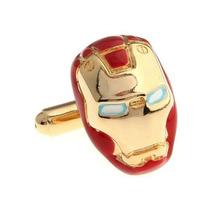 Mancuernillas Gemelos Mancuernas Ironman Marvel Traje
