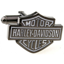 Mancuernillas Harley Davidson Motor Cycles Camisa Traje
