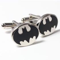 Mancuernillas Batman Dc Comics Superheroes Camisa Traje
