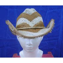 Sombreros Vaqueros, De Paja Exelente Caliad A 94.9