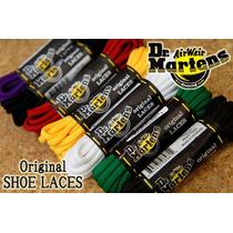 Dr Martens Agujetas P/ Zapatos Y Botas Dif. Colores Cintas