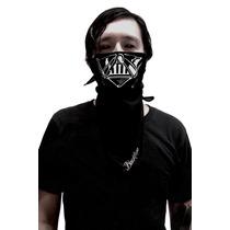 Bandana C/diseño De Máscara De Darth Vader