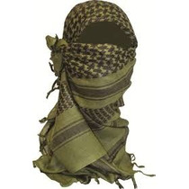 Bufanda - Highlander De Shemagh Oliva Cara Protección De La
