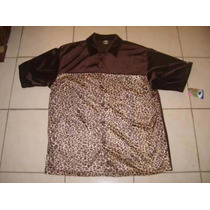 Camisa Inter State Animal Print Xl