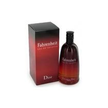 Perfume Original Fahrenheit Caballero 200 Ml Christian Dior