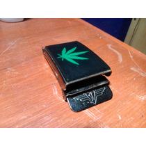 Hebilla De Hoja De Marihuana Para Cinto Marca Ben Davis