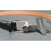 Cinturón Nike Golf Hombre Piel Original
