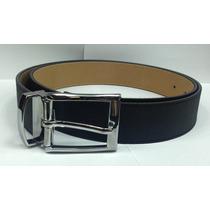 Cinturon Mauricio Serrano Doble Vista Negro-kaki