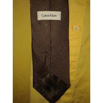 Corbata Calvin Klein Nueva Envio Gratis X Correo Certificado