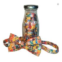 Corbata De Moño - Lucha Libre - Bow Tie