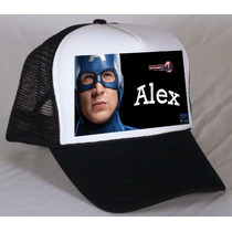 Gorra Capitan America, Iron Man, Spiderman, Batman, Superman