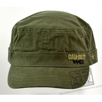 Call Of Duty Mw3 Gorra Militar Importada 100% Original