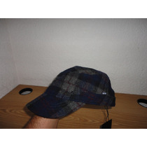 Padrisima Gorra Hugo Boss (military Plaid Cap) 100%original