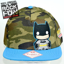 Batman Funko Pop Dc Comics Gorra Importada 100% Original