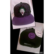 Gorra The Joker Dc Original