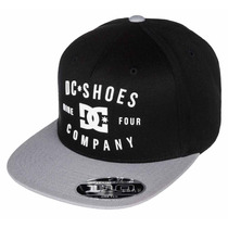 Gorras Hombre Dc Shoes Carver Flexfit 110 Black 100%original