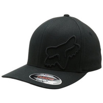 Gorra Fox Hombres De Flex Flex Fit 45 Hat Negro, Small / Me