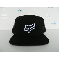Gorra Fox Racing Station Talla Ajustable 100% Original