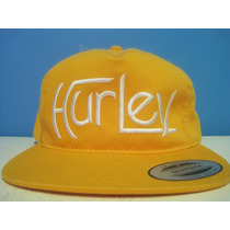 Gorra Hurley Ajustable Snapback Original Nueva!!!!