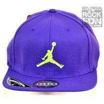 Air Jordan Gorra Flatbill 100% Original 2