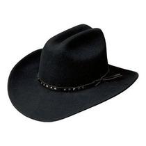 Gorra Bailey Chisolm Lite Fieltro Sombrero De Vaquero Negro