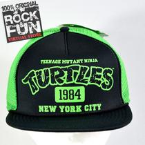 Tortugas Ninja Tmnt Gorra Trucker Importada 100% Original