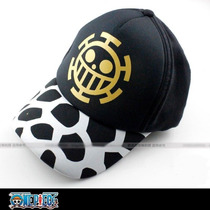 Gorra Anime One Piece Trafalgar Law Piratas Heart