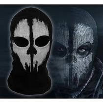Call Of Duty Ghosts - Máscara Pasamontañas Balaclava