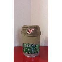Gorra Tipo Cargo Color Verde Militar Marca Sol