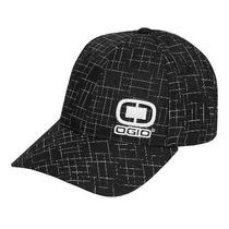 Gorra Ogio Hazard Hat Ajustable Velcro Black