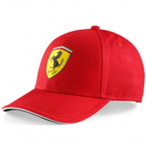 F1 Gorra Clasica Rojo Scuderia Ferrari Original
