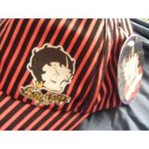 Gorra De Betty Boop Nueva Y Original $175