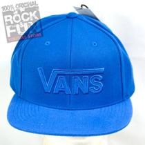 Vans Gorra Flatbill Importada 100% Original 4