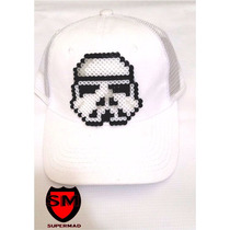 Gorra Pixel Super Heroes Star Wars