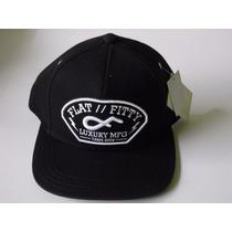 Gorra Flat Fitty 100% Original Unitalla Ajustable