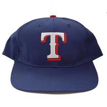 Mlb Texas Rangers Gemelos Empresa Snapback Sombrero Tapa