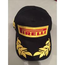 Gorra Pirelli Original