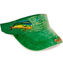 Visera Dolphin W/lure Color Verde