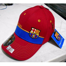 Gorra Barcelona Articulo Original Oficial Del Club Oferta