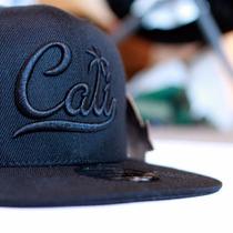 Gorra Moya Brand Cali Snapblak