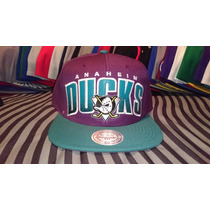 Gorra Mitchell And Ness Mighty Ducks Snapback