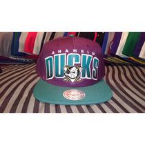 Gorra Mitchell And Ness Mighty Ducks Snapback