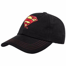 Gorra Super Man Comics Super Heroes Zona Fan