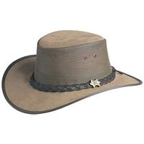 Gorra Bc Sombreros Fresco Como Una Brisa De Piel Moose, Med