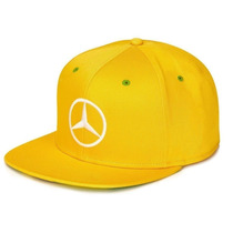 Gorra Lewis Hamilton Brasil Mercedes Amg Petronas Formula 1
